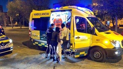 La Policía Local de Sevilla auxilia a un bebé inconsciente en Los Pajaritos que requirió traslado hospitalario