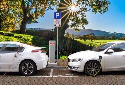 Aragón cuenta con 105 puntos públicos de recarga de coches eléctricos