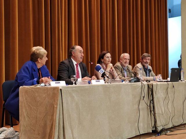 Clausura del Congreso Iberoamericano de Docentes en Algeciras (Cádiz)