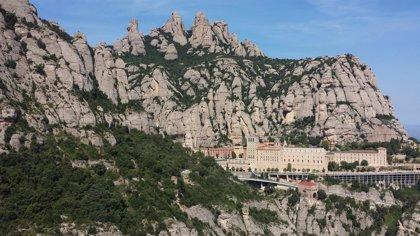 El Monasterio de Montserrat acoge un ayuno en apoyo a la huelga de hambre de los presos independentistas