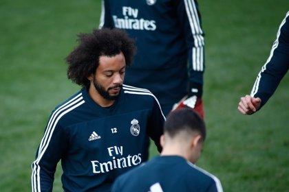 Marcelo no entra en la lista de Solari para Huesca