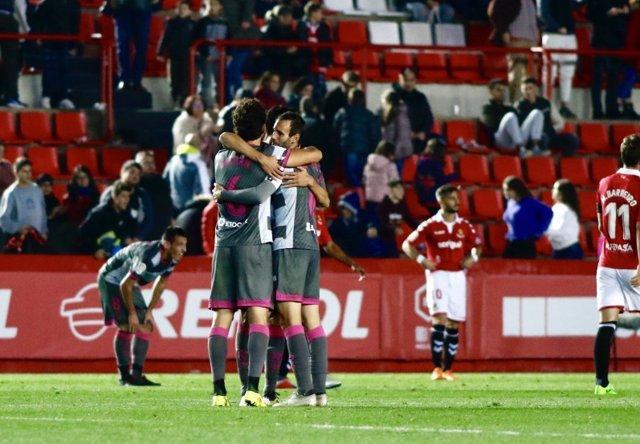 Granada gana al Nàstic