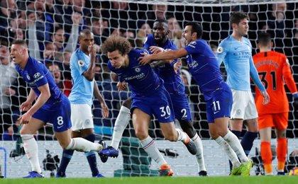 El City cae en Stamford Bridge y el Liverpool se pone líder