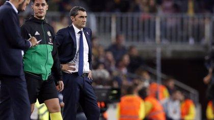 """Valverde: """"Es extraordinario lo que Messi nos da y lo que le quita al contrario"""""""