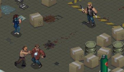 El tráiler del videojuego de Stranger Things 3 muestra a Hopper y Steve luchando juntos