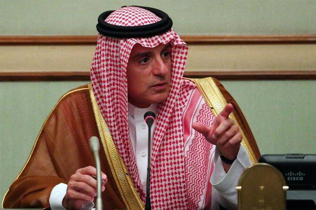 Adel al Yubeir, ministro de Exteriores de Arabia Saudí