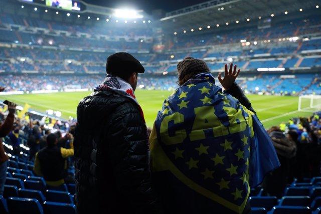 Copa Libertadores en el Bernabeu