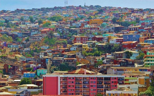 Trabajadores del puerto chileno de Valparaíso cumplen 20 días de paros