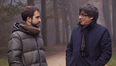 Puigdemont, disposat a tornar a Catalunya si prèviament és investit president (@QUATREGATSTV3)