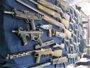 Interceptadas más de 60 armas ocultas en una casa abandonada de una finca en San Roque (Cádiz)