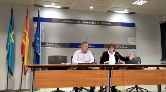 Fermín Bravo y Pilar Varela.