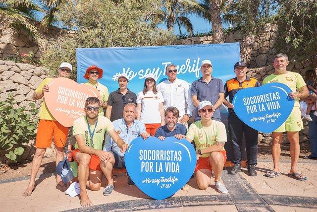 Participantes de la campaña