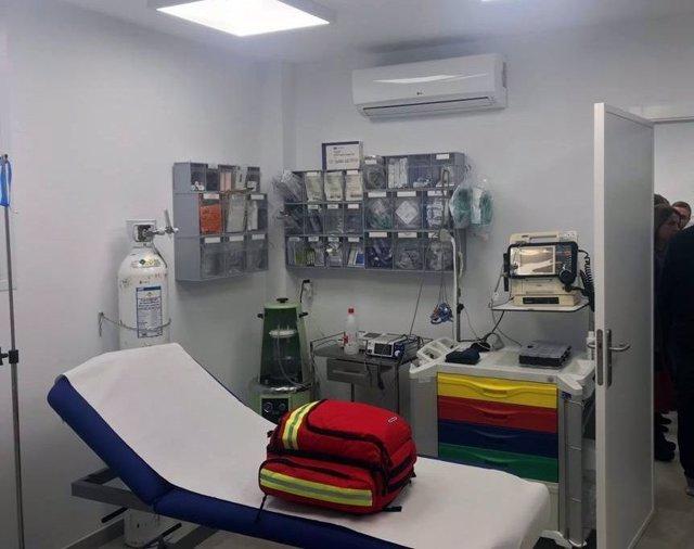 Nueva consulta de urgencia en Las Cabezas de San Juan