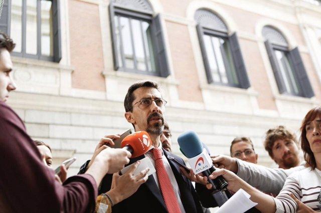 El diputado de Ciudadanos en el Congreso por Baleares, Fernando Navarro(archivo)