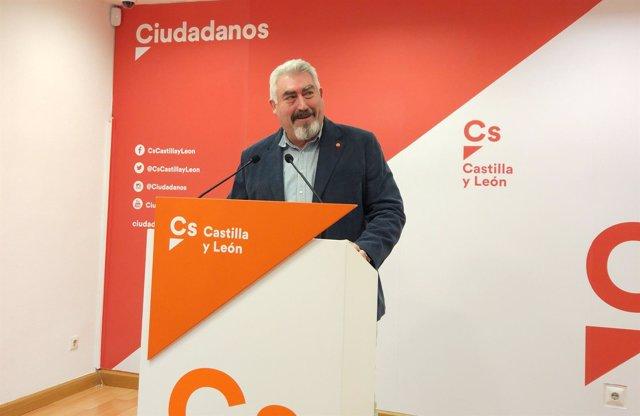 El procurador José Ignacio Delegado