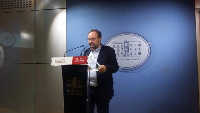 Damián Borràs (PSIB)