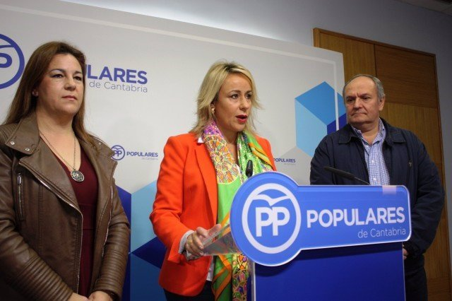 Senadores PP Cantabria