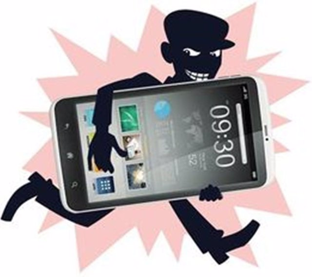 Robo de móviles