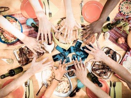 Redes sociales y valores familiares, las estrellas de la Navidad