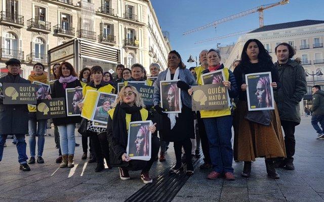 Amnistía alerta del 'riesgo' para la igualdad en el mundo y destaca la 'lucha sin precedentes' de las mujeres