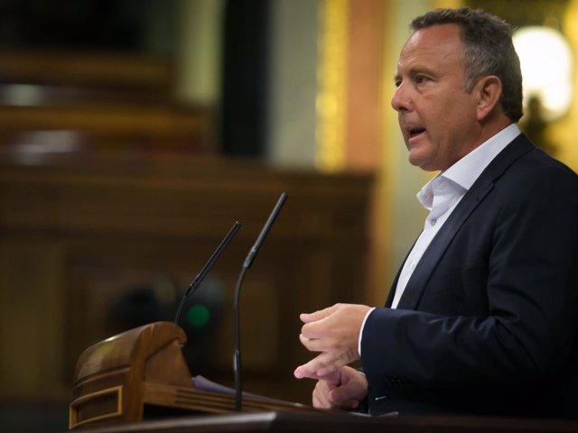 Enric Bataller, diputado de Compromís