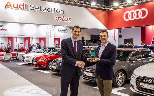 COMUNICADO: DEKRA entrega su 'Best of all Classes' durante el salón del vehículo seminuevo en Barcelona