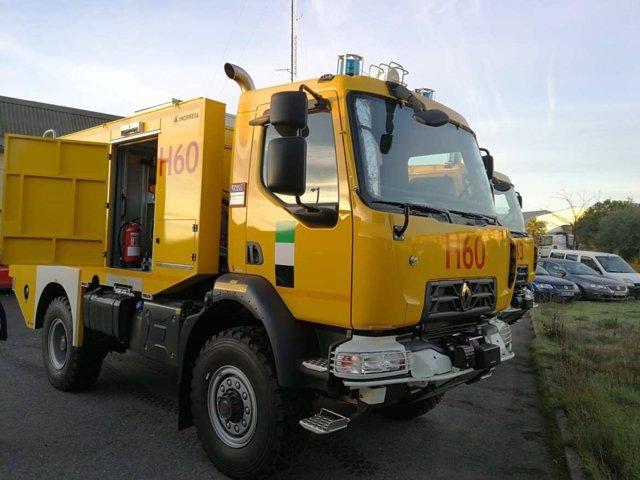 Camiones Infoex