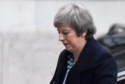 May ajorna la votació de l'acord del Brexit a la Cambra dels Comuns, segons la BBC (REUTERS / TOBY MELVILLE)