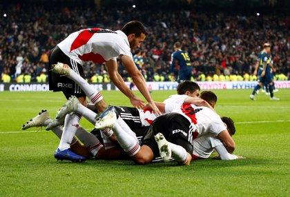 Silencio de los medios argentinos sobre el éxito del dispositivo de seguridad español en el River - Boca del Bernabéu