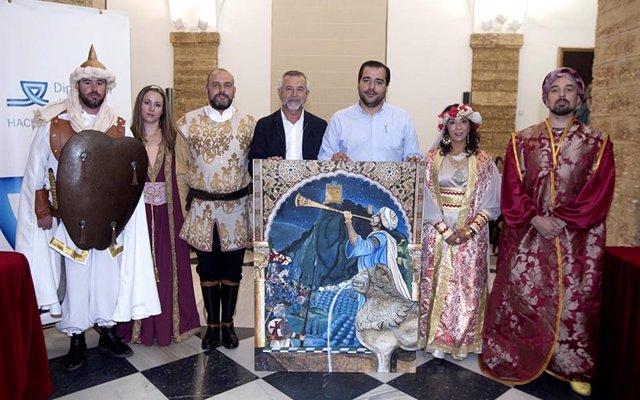 Presentación proyecto cultural Zahara de la Sierra