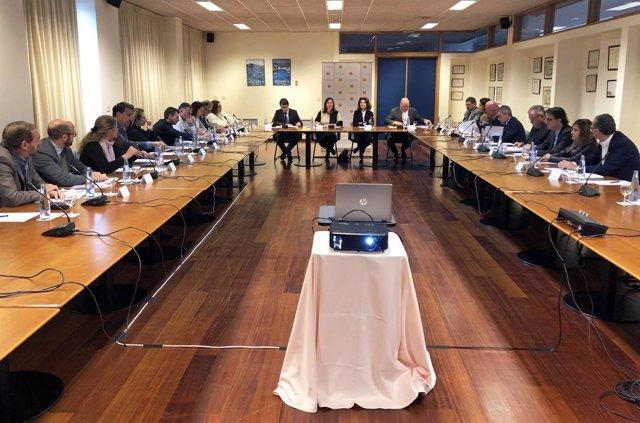 Reunión del patronato de la Fundació Impulsa Balears