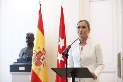 """Cifuentes pide a la Audiencia de Madrid que anule su acusación en el 'caso Máster' por ser """"inconsistente"""""""