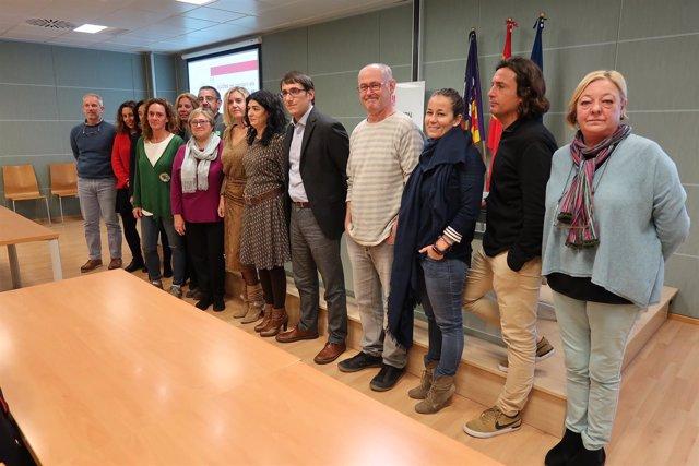 Negueruela presenta ayudas para mantener empleos de personas con discapacidad