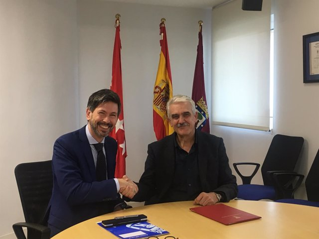 Madrid Salud acuerdo con Novo Nordisk