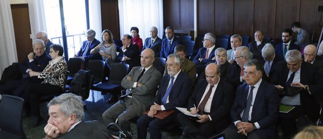 Continúa el juicio por los ERE en Andalucía