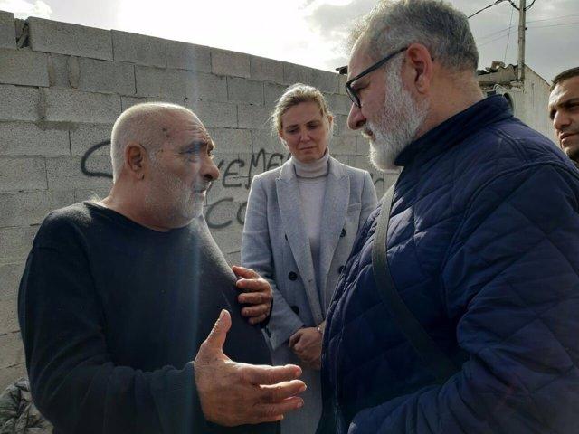 Josep Lluis Bauzá de Cs Palma en Son Banya