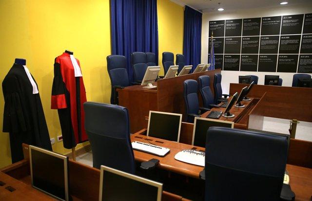 Centro de Información del TPIY en Bosnia y Herzegovina en Sarajevo