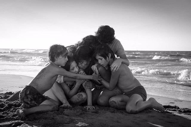 Roma de Alfonso Cuarón