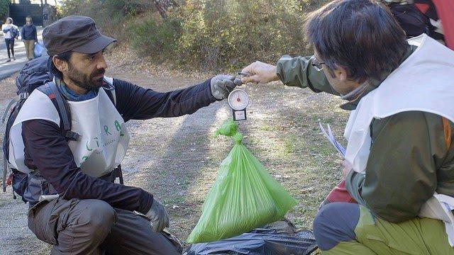 Proyecto LIBERA recogida basura
