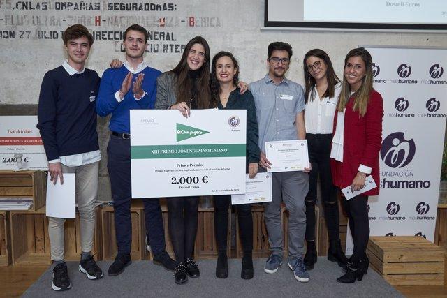 Fundación máshumano entrega sus Premios 2018