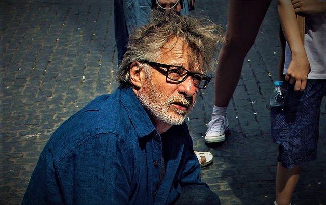 El diseñador Javier Mariscal