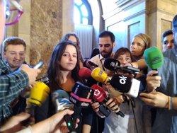La CUP demana al Govern explicar el canvi de criteri sobre l'actuació dels Mossos (Europa Press - Archivo)