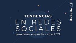 Els 'stories' i la missatgeria instantània seran claus per al desenvolupament de les xarxes socials el 2019 (HOOTSUITE)
