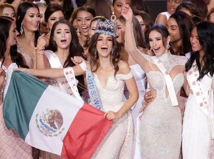 La mexicana Vanessa Ponce de León gana la corona de Miss Mundo 2018