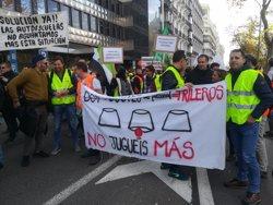 Els examinadors de trànsit desconvoquen la vaga prevista per a aquest mes de desembre (Europa Press)