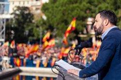 Vox es querellarà demà contra Torra per conspiració per a la rebel·lió per apel·lar a la via eslovena (VOX)