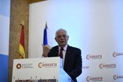 Borrell critica el Govern català de