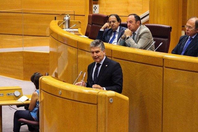 Ignacio Cosidó, portaveu del PP al Senat
