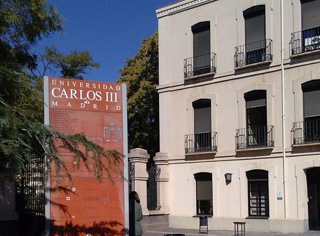 Imagen de la Universidad Carlos III