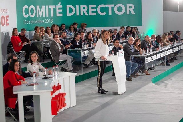 Comité Director del PSOE-A